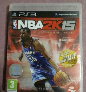 NBA 2k15 (игра для PS3)