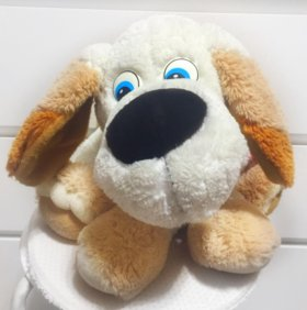 Голубоглазый пёс Барбос