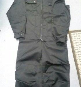 костюм охраны