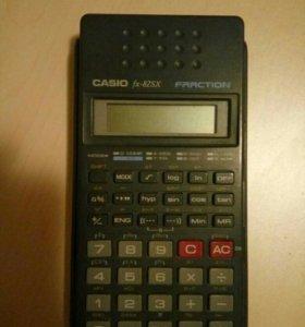 Калькулятор CASIO fx-82SX