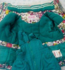 Продам детскую зимнюю верхнюю одежду