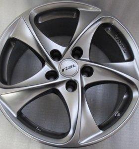 New Rial Catania R17 диски Mazda Infiniti  mitsu
