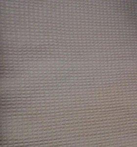 Вафельная ткань на полотенца