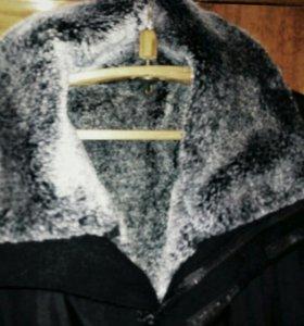 Пальто осенне-зимнее, мужское