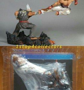 Большая Коллекционная Фигурка Heihachi vs Kazuya