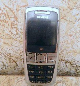 Телефон сотовый Siemens A 75