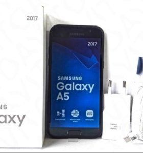 Новый. Samsung galaxy A5 2017 Duos.