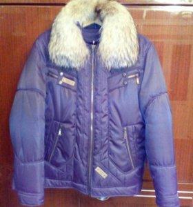 Куртки мужские зимнии