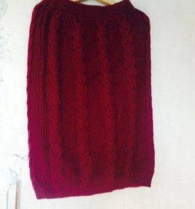 Юбка модная стильная подходит под любой цвет верха
