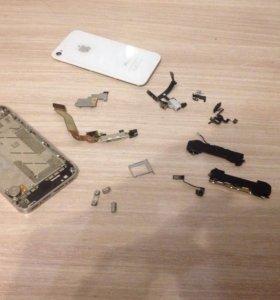 Запчасти на iPhone 4s