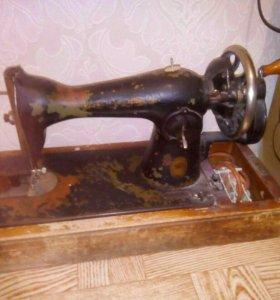 Швейная машинка подольск раритетная