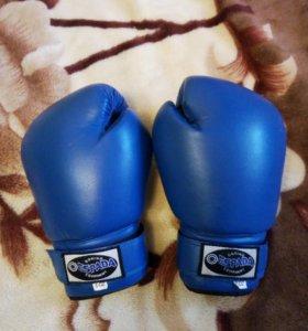 Перчатки боксёрские №8