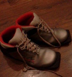 Лыжн.ботинки. Только в ноябре 350р.!