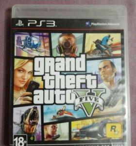 GTA V (игра PS3)