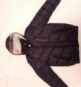 куртка подростковая 46р