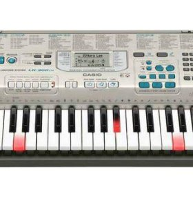 Синтезатор CASIO LK-300 TV- P