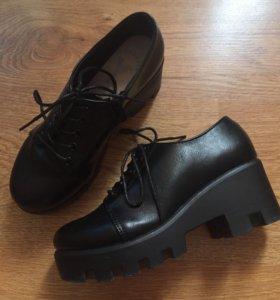 Ботинки женские 37р-р