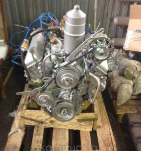 Мотор газ 53 отличный