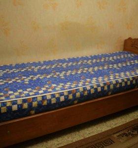 Кровать 1, 5 спальная