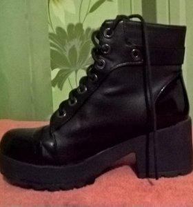 Зимние ботинки T.Taccardi
