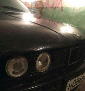 Разобор BMW E34