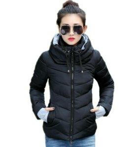 Куртка женская осень-зима 44 (новая)