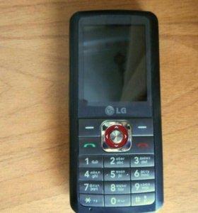 Сотовый громкий музыкальный телефон LG gm 200