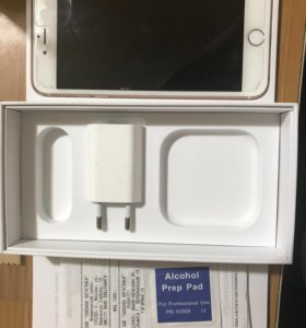 iPhone 6 Plus silver 64