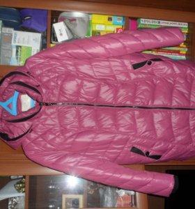 Куртка зимняя 56-58 р-р