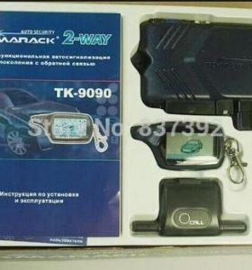 Сигнализация TAMARACK TK-9090