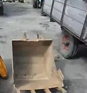 Ковш экскаватора МТЗ