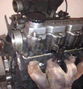 Двигатель дэу