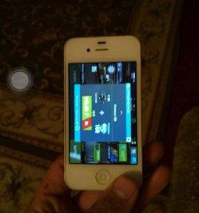 iPhone 4 С 32 гига