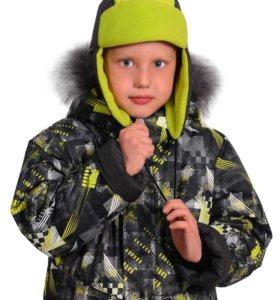 Новый зимний костюм мембранный на мальчика