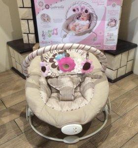 Новый шезлонг Baby Trend Gabriella