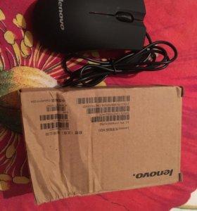 Новая мышка Lenovo