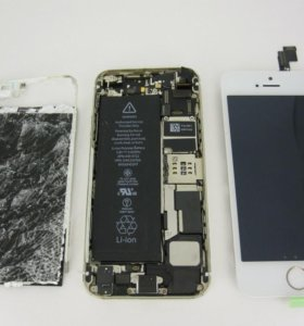 Замена модуля iphone 5s