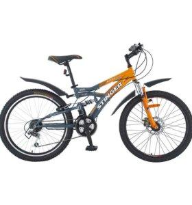 Продам велосипед Stinger