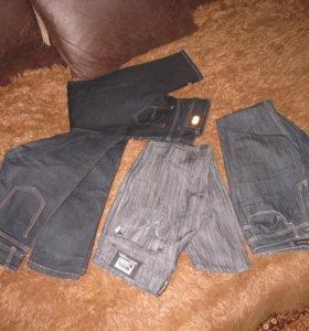 Женские брюки - джинсы 46-48 р.