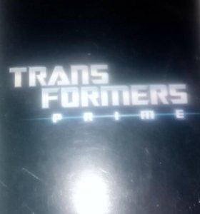 Карточки Transformers Prime