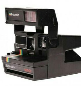 Фотоаппарат поларойд Supercolor 635CL