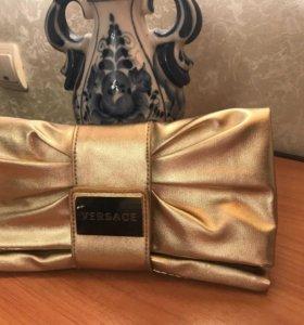 Клатч /кошелёк Versace