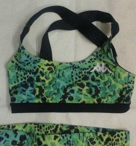 Новый костюм для фитнеса, йоги Kappa