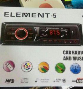 Автомагнитола element-5