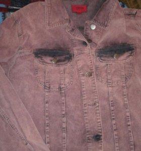 Джинсовые пиджаки