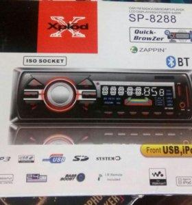 Автомагнитола xplod sp8288