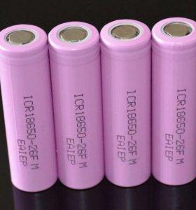 Аккумуляторы для внешних зарядных устройств