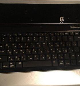 Беспроводная клавиатура Defender для планшетов