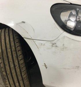 Локальная Покраска авто и ремонт авто
