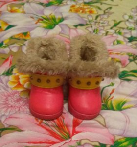Зимняя обувь 24р.